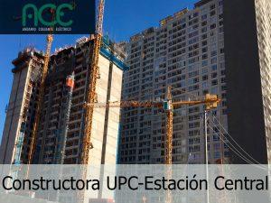 Contructora-UPC-Estación-Central-andamios-colgantes